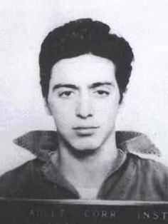 Al Pacino - If I didn't already know that he hadn't been born yet, I would have said this guy is John Dillinger's best friend!