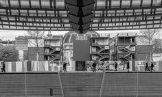 Paris - Poésie au Forum des Halles : Ô temps suspend ton vol