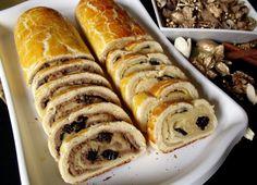 Extra jemné, lahodné croissanty s čokoládou Sweet Desserts, Hot Dog Buns, Kefir, Nutella, Rum, Sushi, Sausage, Lemon, Food And Drink