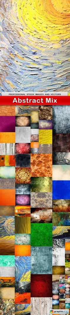 Abstract Mix  104 UHQ JPEG  stock images