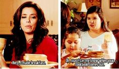 desperate housewives LOL - I don't watch this show but this is pretty funny!