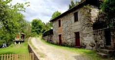 Casa de pedra em Gerês, Portugal !!! (66 pieces)