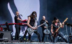 Max Lilja, Christian Kretschmar, Alex Scholpp and Kevin Chown playing live for Tarja at Hellfest Open Air 2016 #tarja #tarjaturunen #hellfest PH: Eddy Jolen http://metal-and-more.piwigo.com/index?/category/101-tarja_hellfest_2016