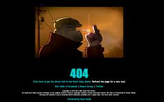 Best 404 page ever.