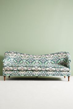 Slide View: 2: Liberty for Anthropologie Strawberry Thief Pied-A-Terre Sofa
