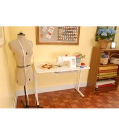 Sew Much More Craft And Hobby Table at Joann.com. Use your coupon...