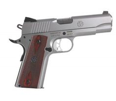 Ruger 6702 SR-1911 Commander Pistol .45 ACP 4.25in 7rd Stainless for sale at Tombstone Tactical.