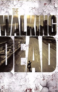 #art The Walking Dead Season 1 Highway Art Print Poster 24x36 FREE S&H RARE OOP NEW please retweet