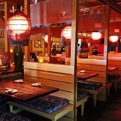 Doraku Sushi - Japanese - Eat up at Doraku, a Hip spot dishing sushi and Japanese fare, with view of Lincoln Road scene and popular daily fun hour