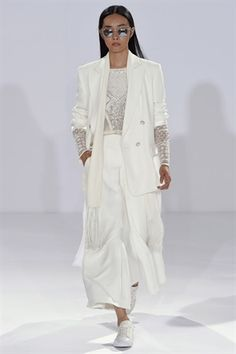 Temperley London Spring Fashion Week 2015