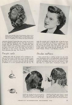1940 vintage hair 2