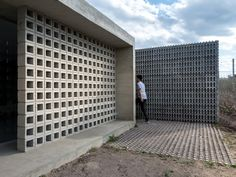 Gallery of 10 Innovative Ways to Use Concrete The Best Photos of the Week 6 is part of Brick architecture - Image 6 of 12 from gallery of 10 Innovative Ways to Use Concrete The Best Photos of the Week Photograph by Gonzalo Viramonte