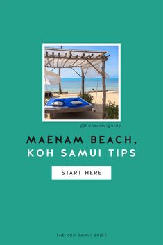 Maenam Beach, Koh Samui: FAQs and Koh Samui Beach Guide – We write this hopelessly biased – Choeng Mon Beach was our first love, and remains so fifteen years later. Yet, just as we'd choose different things on a menu, Koh Samui's Maenam Beach might be the perfect spot for you. Is it? Let's discuss… | #travel #thailand #travelguide #kohsamui Singapore Travel Tips, Thailand Travel Tips, Asia Travel, Beach Hotels, Beach Resorts, Paradise Beach Resort, Koh Samui, Koh Tao, Southeast Asia