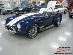 Shelby Cobra Replica, Ken Miles, Shelby Car, Old Muscle Cars, 427 Cobra, Good Looking Cars, Carroll Shelby, Karting, Dream Cars