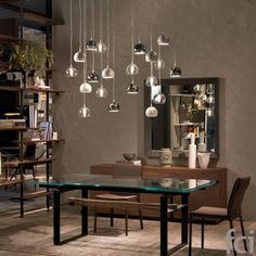 Eclipse Ceiling Lamp by Cattelan Italia
