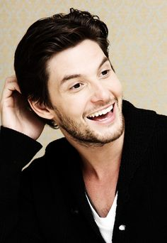 Ben Barnes-I don't know who he is but I like his last name lol