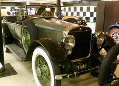 1921 Winton Touring Car