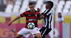 Blog Esportivo do Suíço:  Vitória vira sobre o Botafogo no fim e chega ao quinto triunfo seguido como visitante