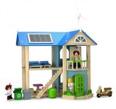 Wonderworld Eco House - Eco Friendly Christmas Toy