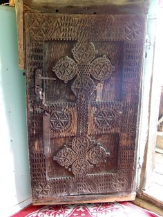 Romania People, Chip Carving, Unique Buildings, Visionary Art, Flower Of Life, Sacred Art, Traditional House, Sacred Geometry, Art Decor