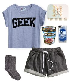 """Relax Day☀️"" by kamdanielson ❤ liked on Polyvore featuring H&M, Casetify and Sweet Water Decor"