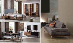 Room Design Bedroom, Bedroom Furniture Design, Bed Furniture, Floor Desk, Dressing Room Closet, Wardrobe Room, Couch Design, Sweet Home, Retro