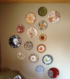 Plate wall!