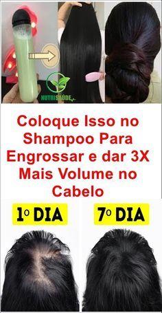 Add These Two Ingredients in Your Shampoo to Prevent Hair Loss Herbs For Hair, Hair Rinse, Hair Loss Women, Stop Hair Loss, Hair Loss Remedies, Natural Shampoo, Hair Oil, Grow Hair, Fall Hair