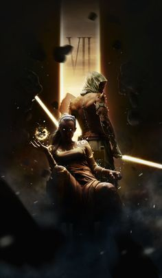 Star Wars Episode VII by Zach Bush