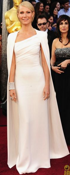Gwyneth Paltrow at the 2012 Oscars