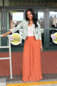 ESSENCE Music Festival 2012 #Fashion #summerstyle