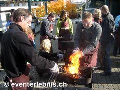 Team schmieden - Eventidee in Schindellegi Fes, Outdoor Decor