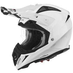 2016 Airoh Aviator 2.2 Helmet Colour White Gloss