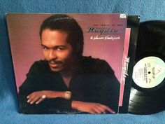 Vintage Ray Parker Jr. and Raydio A Woman Needs by sweetleafvinyl