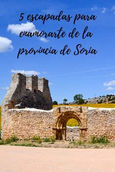 11 Ideeën Over El Camino Del Cid Spanje Reizen