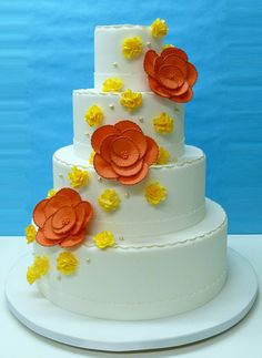 Wedding by LovelyCakes.net, via Flickr
