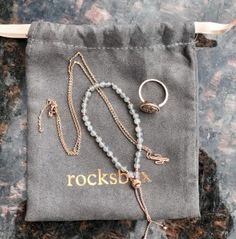 Rocksbox October box review - Lisa