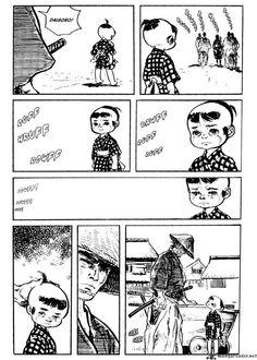 Lone Wolf and Cub 6 - Page 126