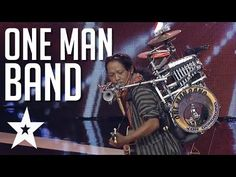 Yon Gondrong proves that you don't need band mates to make great music! Got Talent Global brings together the very best in worldwide talent, creating a centr...