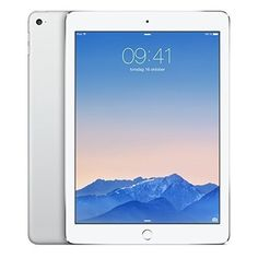Apple iPad Air 2 16GB Factory Unlocked (Silver, Wi-Fi + Cellular 4G, Apple SIM) Newest Version. Manufacturer unlocked - Works with all carriers worldwide except Verizon (see explanation below under Product Description). Apple iOS 8; 9.7-Inch Retina Display, 1.5GHz A8X Chip, M8 Motion Coprocessor. Wi-Fi + Cellular 16 GB Capacity, White with Silver Color. 8 MP iSight Camera; FaceTime HD Camera. Up to 10 Hours of Battery Life.