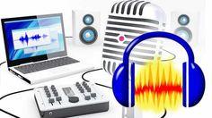 How I Set Up and Use Audacity TUTORiAL, audio-tutorials, Use, Up, Set, How, Audacity, ABSYNTH TUTORiAL