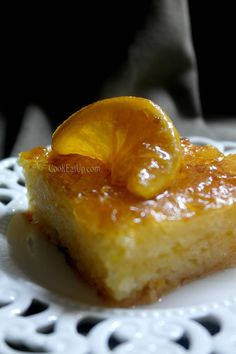 portokalopita Greek Sweets, Greek Cooking, French Toast, Recipies, Cheesecake, Food And Drink, Cookies, Breakfast, Easy