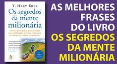 Top frases livro os segredos da mente milionaria