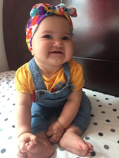 Cute baby girl❣