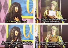 AVPSY. Honestly one of my favorite jokes of the whole thing. A very potter senior year - starkid