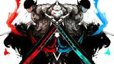 Roronoa Zoro Wallpaper HD Anime Sword 1920×1080
