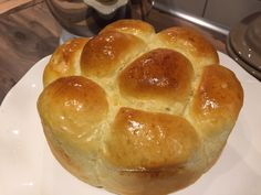 image Brioche Bread, Sourdough Bread, Croissants, French Brioche, Piece Of Bread, Sweet Bread, Food Photo, Bread Recipes, Buffet