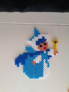 Blauwe fee gemaakt door chayenne