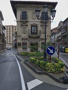 Haro - Palacio de Tejada.