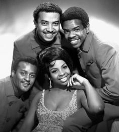 Young Gladys Knight | Gladys Knight & The Pips